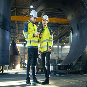 معیار پذیرش ضخامت پوشش مقاوم به حریق سازه اسکلت فلزی